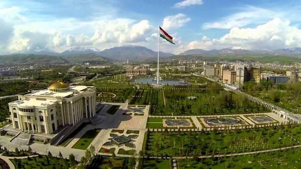 Душанбе1